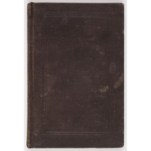 [AFRICA] YOUNG, Samuel. A Missionary Narrative of the Triumphs of Grace. New York: G. Lane & P.P. Sandford, 1843.