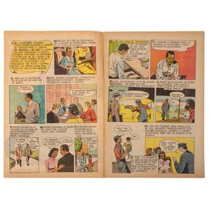 [KING, Martin Luther, Jr. (1929-1968)]. La Historia de Montgomery. Como 50,000 Negros Encontraron una Nueva Manera de Lograr la Justicia. Montevideo, Uruguay, [ca 1958].
