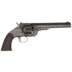 Smith & Wesson 2nd Model Schofield Revolver