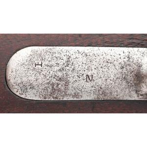 Waters Contract U.S. Model 1836 Flintlock Pistol