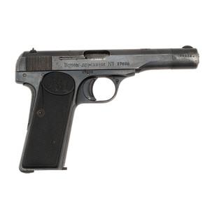 ** Yugoslavian Contract Browning Model 1910 Pistol