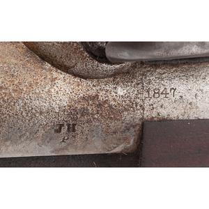 H. Aston Contract U.S. Model 1842 Percussion Pistol