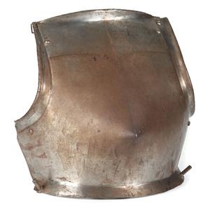 Mid-16th Century German Steel Breastplate