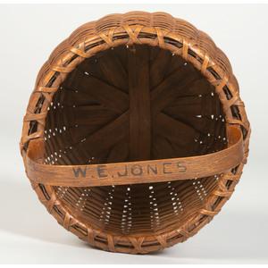Four Split Handled Baskets
