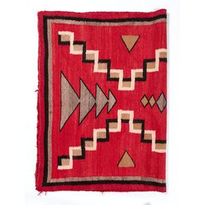 (Cincinnati) Navajo Western Reservation Weavings / Rugs