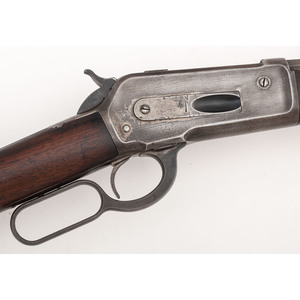 Early Winchester 1886 Rifle Serial Number 72
