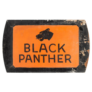 [Black Panthers] Black Panther. N.p., ca late 1960s-1970s.