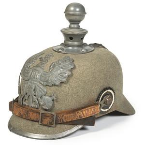 Prussian Ersatz Kugelhelm