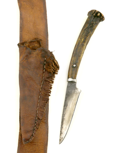Early 19th Century Hunting Pouch Set, by Lawrence Fiorillo, Todd Hambrick, Casey McClure, Sold to Benefit the Contemporary Longrifle Foundation