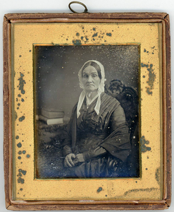 EARLY SOUTHWORTH & HAWES DAGUERREOTYPE