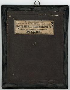 DAPPER MAN OR MAGICIAN, BY PILLAS, PARIS