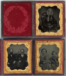 30 AMBROTYPES, MOSTLY LADIES