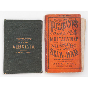 Civil War Military Maps