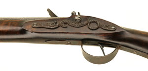 Northwest Trade Gun by Doug Warren, Sold to Benefit the Contemporary Longrifle Foundation