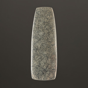 A Granite Bar Weight, Length 3-1/2 in.