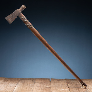 Northern Plains Tomahawk, From an Estate in Sinking Spring, Ohio