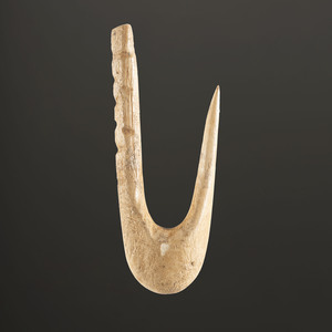 A Bone Fish Hook, 2-1/8 in.