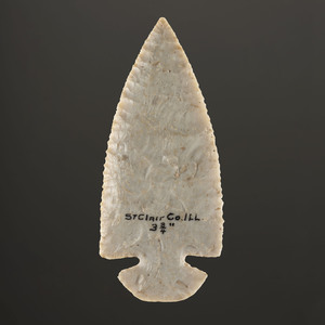 A St. Charles Dovetail Point, 3-3/4 in.