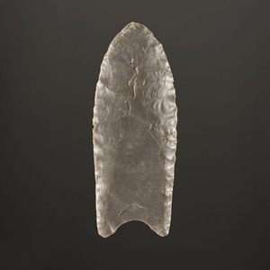 A Clovis Point, 3 in.