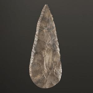 A Cobbs Blade, 5-3/4 in.