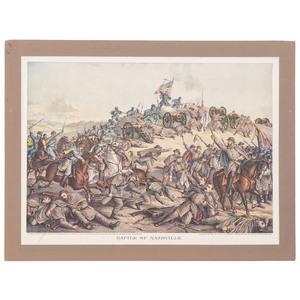 [CIVIL WAR] -- [USCT]. KURZ & ALLISON, publishers.