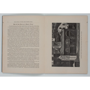 [BROWN, John (1800-1859)]. RAWLINS, John A. The Story of the John Brown Bell. [Marlborough, MA]: Rawlins Building Association, 1910.