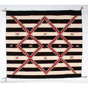 Navajo Fourth Phase Style Weaving / Rug