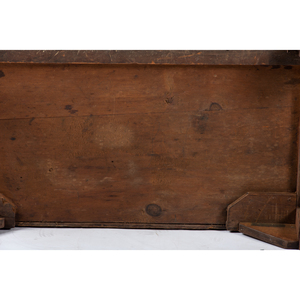 A Chippendale Carved Mahogany Chest of Drawers, Pennsylvania, Circa 1770