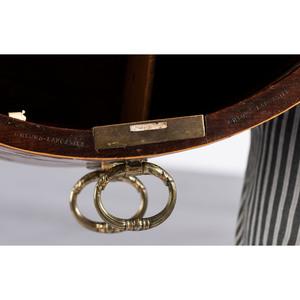 A Gillows of Lancaster Regency Inlaid Mahogany Sideboard