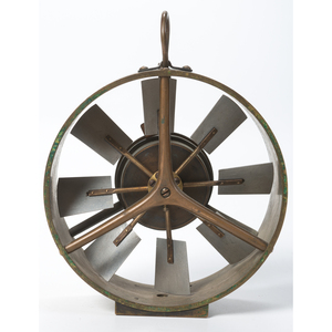 Julien P. Friez & Sons Brass Anemometer, Model A.2.