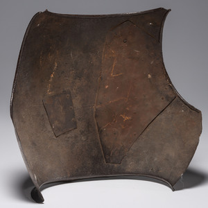 """16th Century Italian """"Pisan"""" Etched Backplate"""