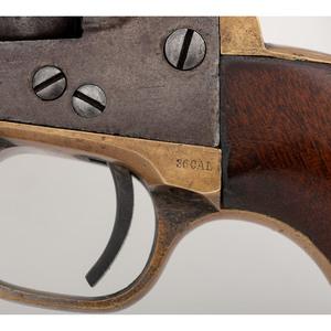 Colt 4th Model 1851 Navy Revolver