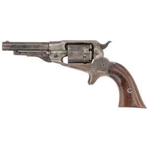 Remington New Model Pocket Cartridge Conversion
