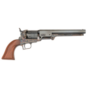 Colt 1851 Navy (2nd Gen.) w/ Wood Case, Accessories