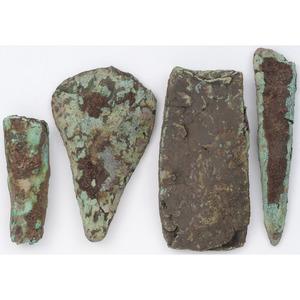 Old Copper Culture Preforms