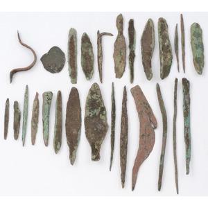 Old Copper Culture Tools
