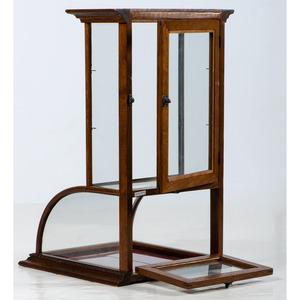 A Wooden Frame Display Case