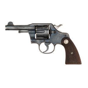 **Colt Official Police Pre-WWII