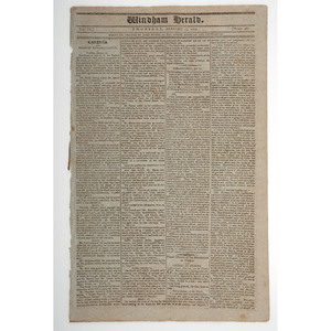 [WEST POINT]. Group of 5 newspapers documenting the establishment of the United States Military Academy at West Point.