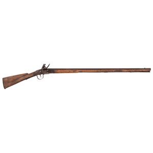 Hudson Bay Co. Flintlock Trade Gun by Barnett