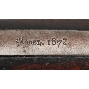 Winchester Model 1873 Rifle (Second Model)