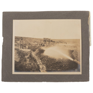 [ALASKAN GOLD RUSH]. William Steele West (1872-1941) and family, extensive archive of photographs, diaries, correspondence, and personal items. [Ca 19th - 20th century].