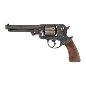 Starr Model 1858 Double Action