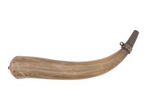 Powder Horn from Virginia