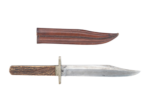 Standard Cutlery Co. Knife w/ Sheath