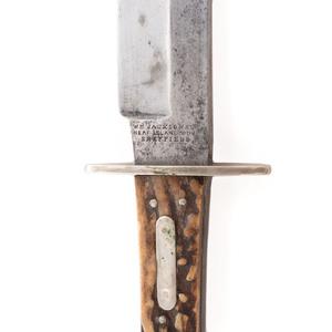 Rio Grande Camp Knife By William Jackson