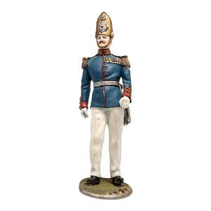 Prussian Kaiser Alexander's Garde Grenadier Officer Helmet