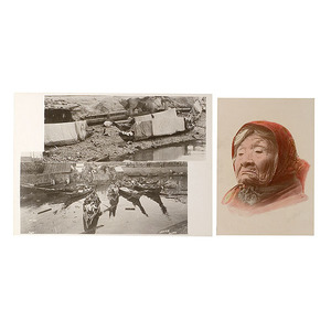 Two American Indian Photographs from Washington State,