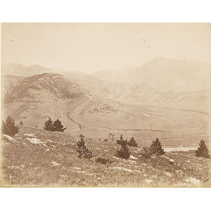 William Henry Jackson Photographs of Colorado and New Mexico Scenery,