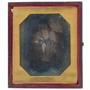 Daguerreotype and Letters from an American Gold-Seeker in Australia,